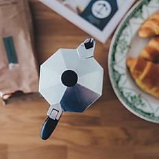 Croissant & Coffee Combo