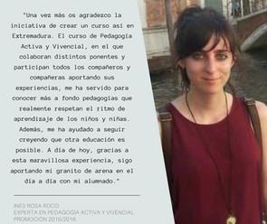 Inés Rosa Roco