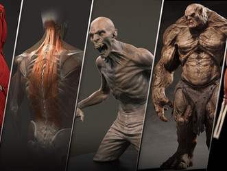 Creatures in VFX: Skin Binding and Skin Simulation