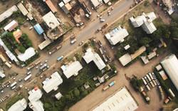 Urban town planning