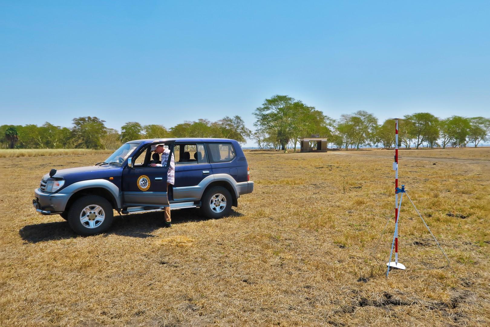 Static GPS measurements