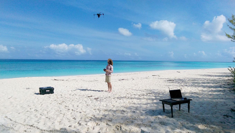 Drone flight operations