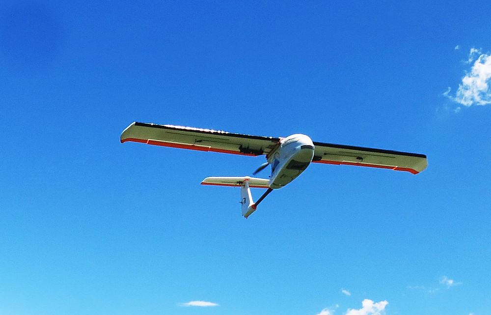 Aerial survey drone