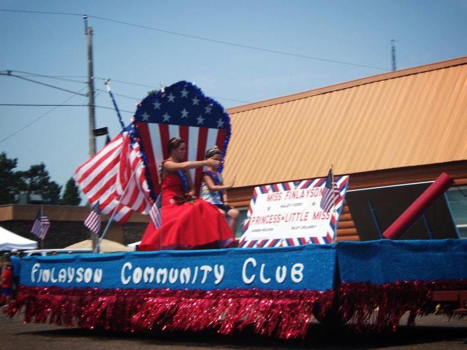 Finalyson 4th of July Parade