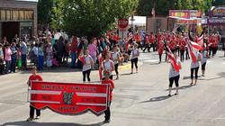 Hinckley Corn & Clover Parade