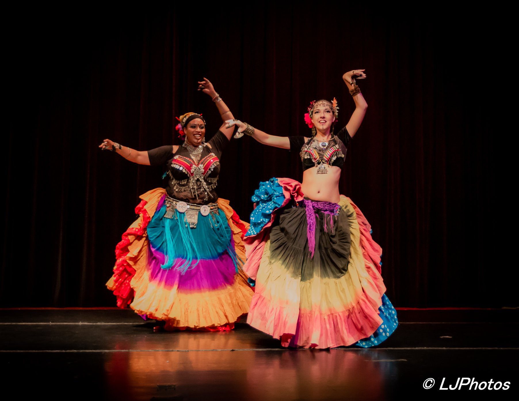 ATS Style Bellydance with Stephanie-TH