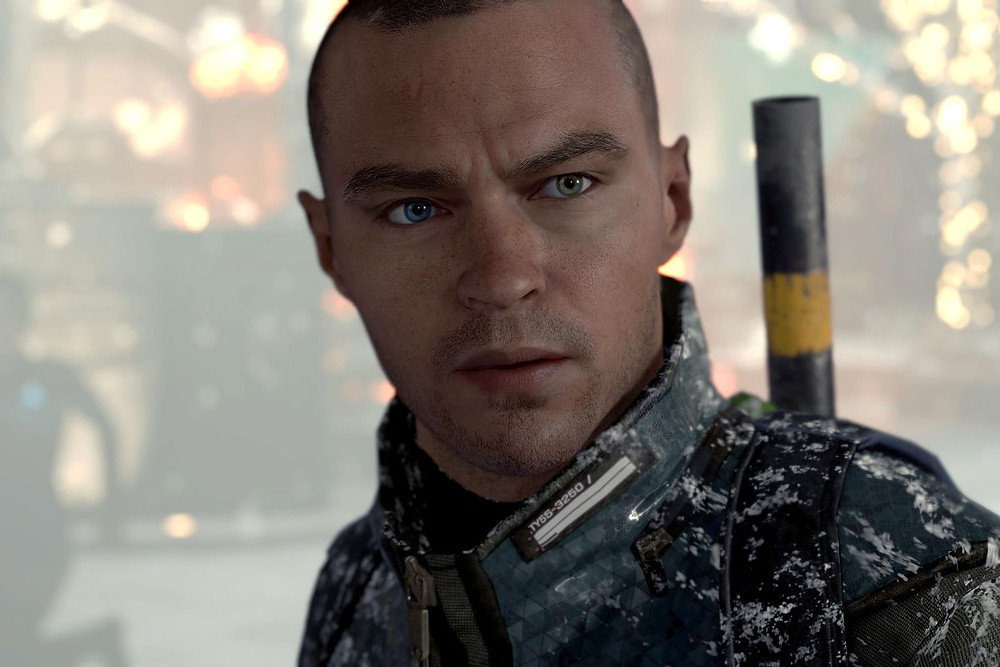 Markus from Detroit: Become Human