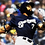 Thumbnail: Eric Thames - Brewers Action Splatter Series | 12x18 Large Art Print