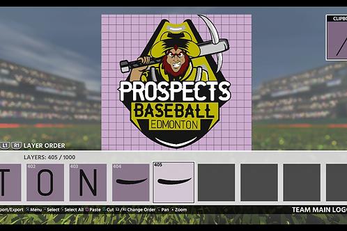 Prospects Logo | (MLB 18, MLB 19)