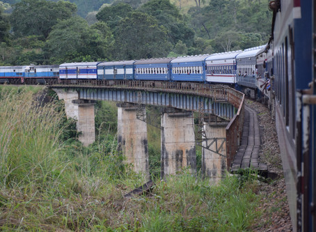 Tazara Railway Adventure