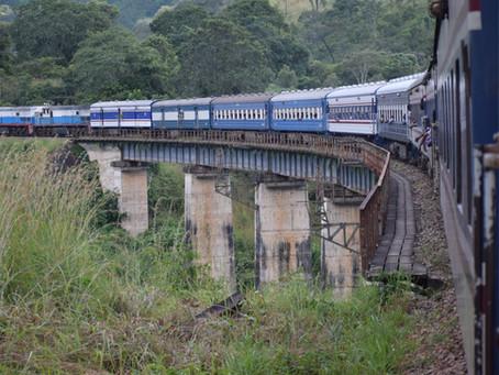 Tazara Railway Adventure