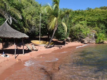 Lake Tanganyika: Border to the West