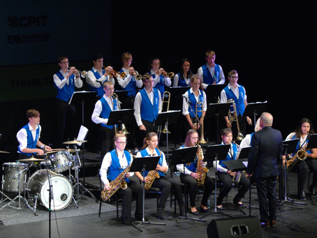 Trident Musicians  feature  in comps and representative Bands
