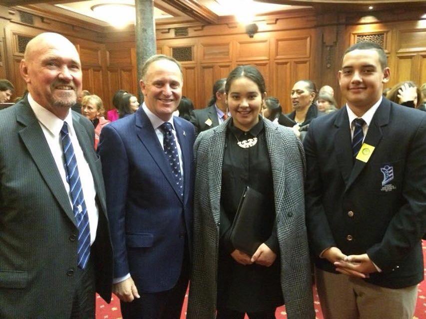 Kahu PM Principal and Te Huia.jpg