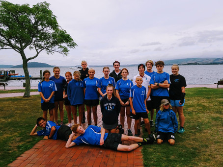 A decade of orienteering at Trident