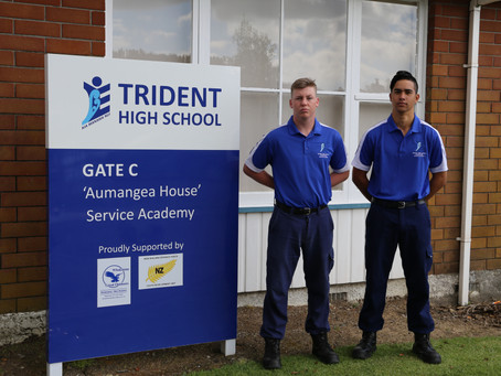 Defence Career choice cemented