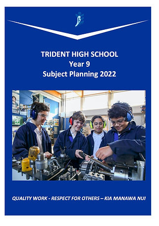 Year 9 Course Booklet for 2022 .jpg