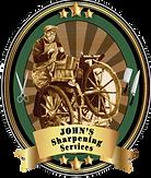 John's Sharpening Service Logo