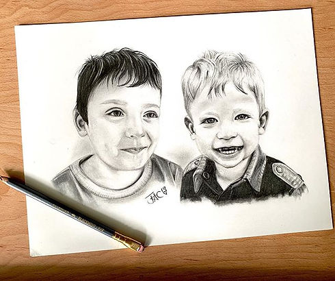 Latest commission complete! #pencilportr