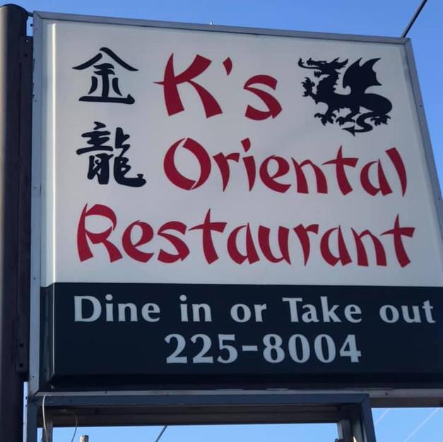K's Oriental Restaurant