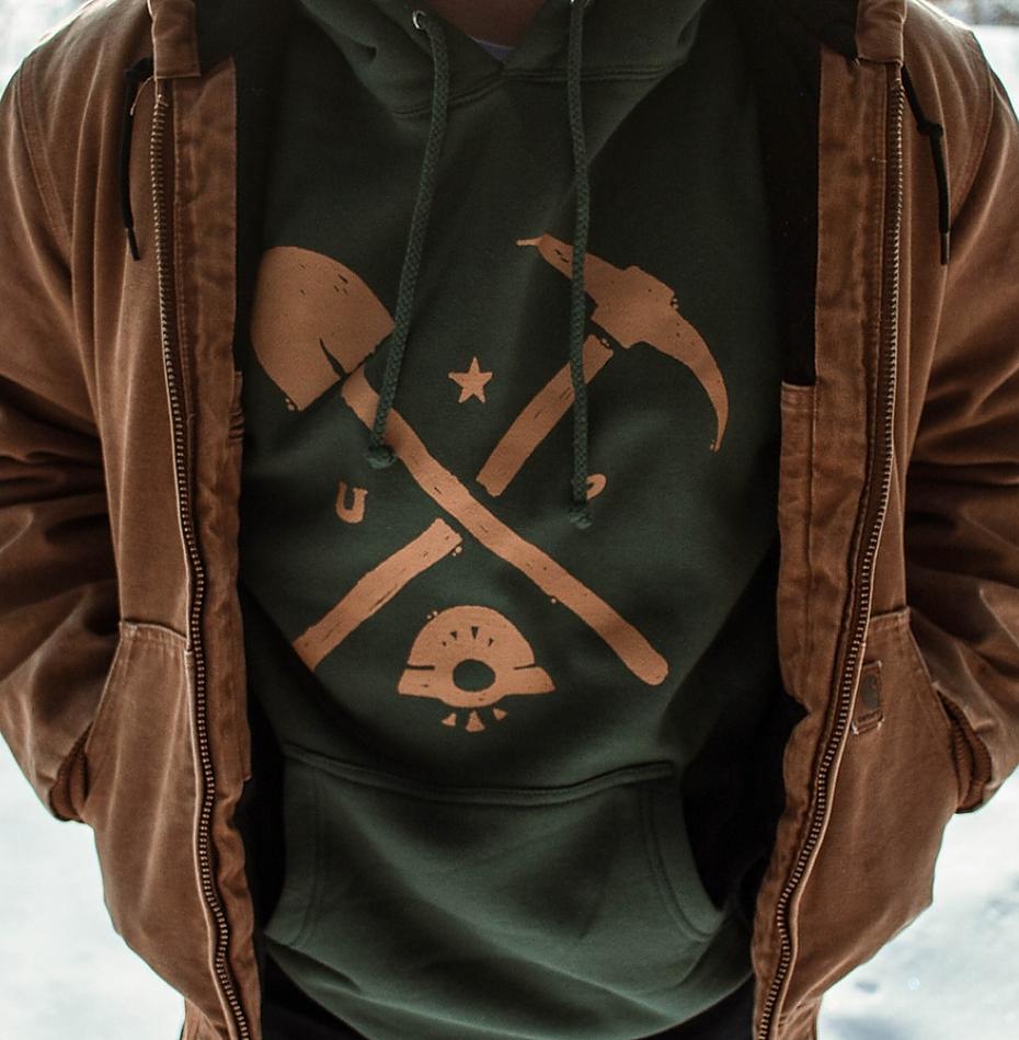 Upper Peninsula Supply company yooper UP shirts