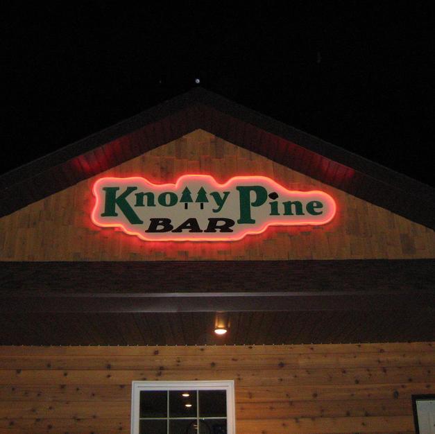Gary's Knotty Pine