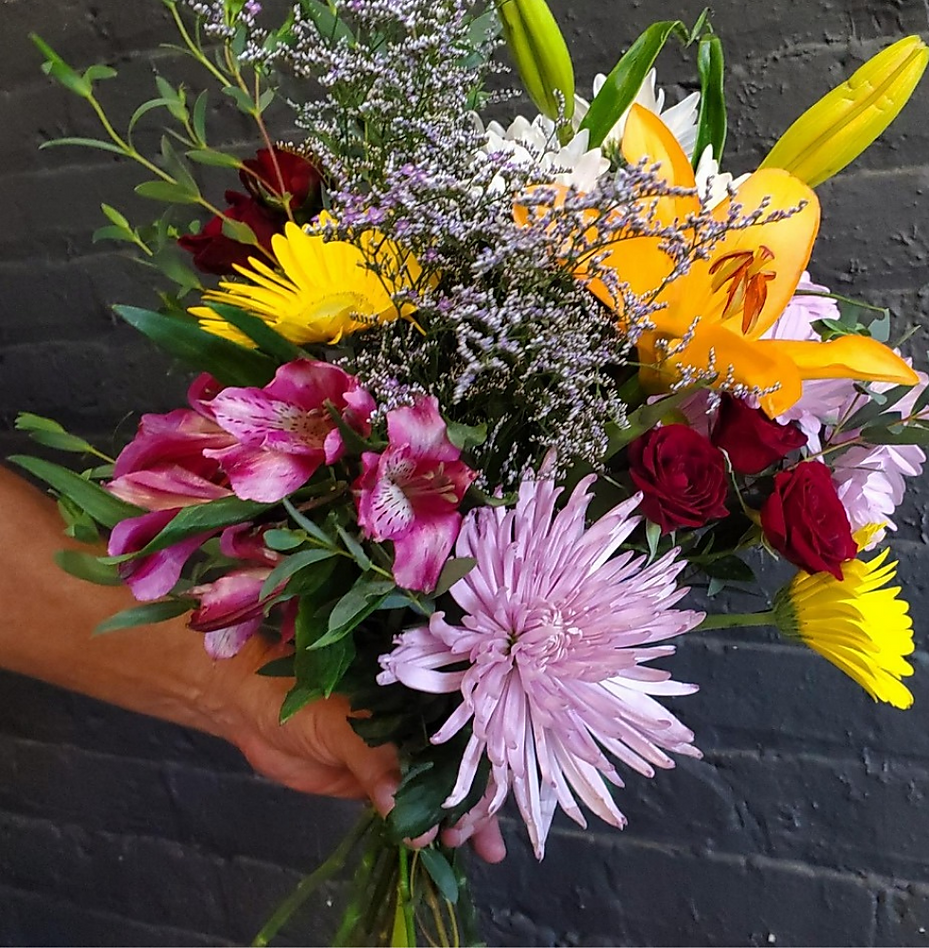 Flower Works flowers plants flower delivery marquette now