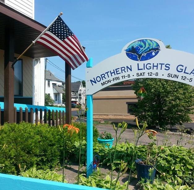 Northern Lights Glass