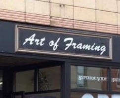 Art of Framing