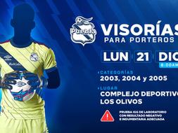 VISORÍAS CLUB PUEBLA EN PUEBLA