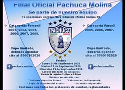 VISORÍAS PACHUCA MOLINA EN CDMX