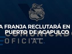 VISORÍAS CLUB PUEBLA EN GUERRERO