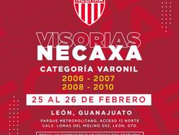 VISORÍAS CLUB NECAXA EN LEÓN