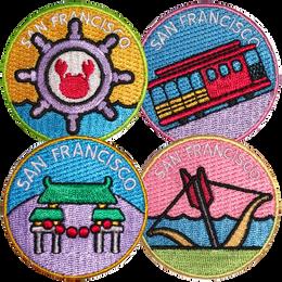 Souvenir Badges