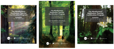 Meditation Teacher Training Collateral