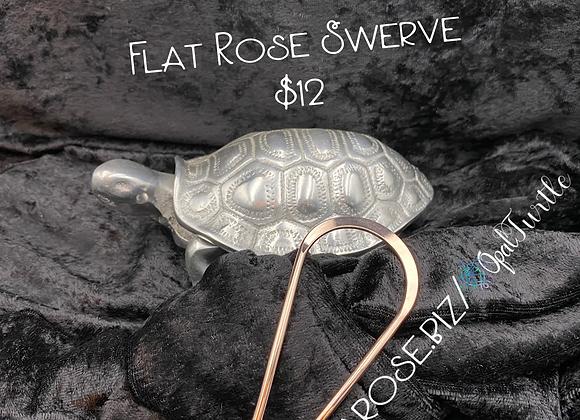 Flat Rose Swerve