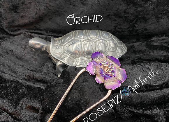 Orchid Swerve