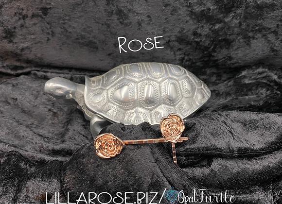 Rose Bobbies