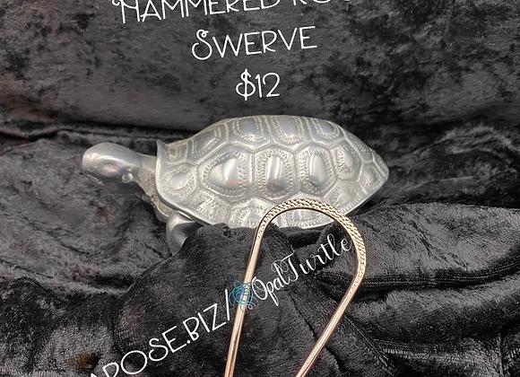 Hammered Rose Swerve