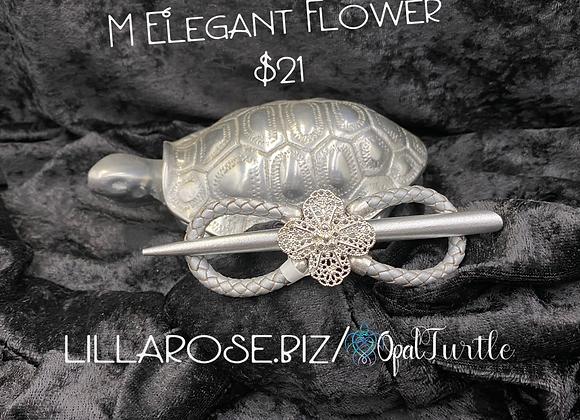 Elegant Flower w/stick M