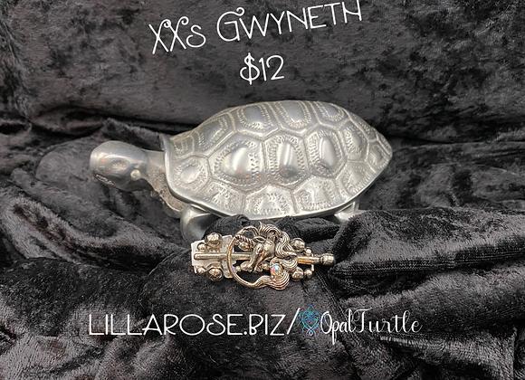 Gwyneth Silver XXS