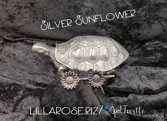 Sunflower Silver