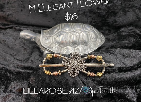 Elegant Flower M