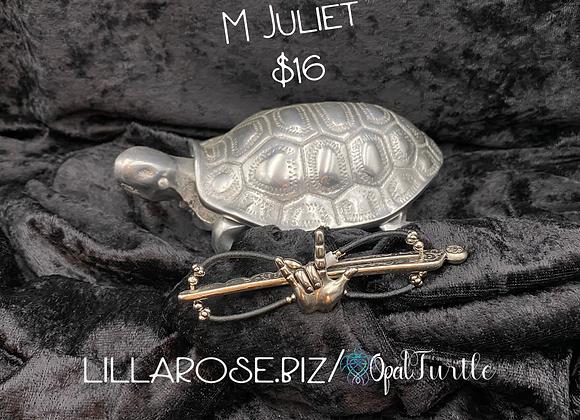 Juliet M