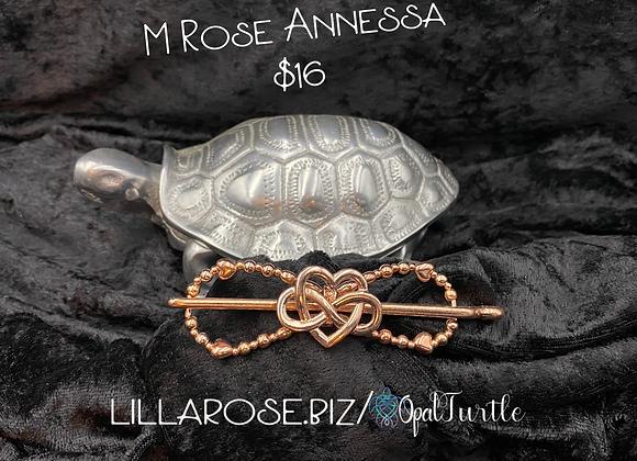 M Rose Annessa