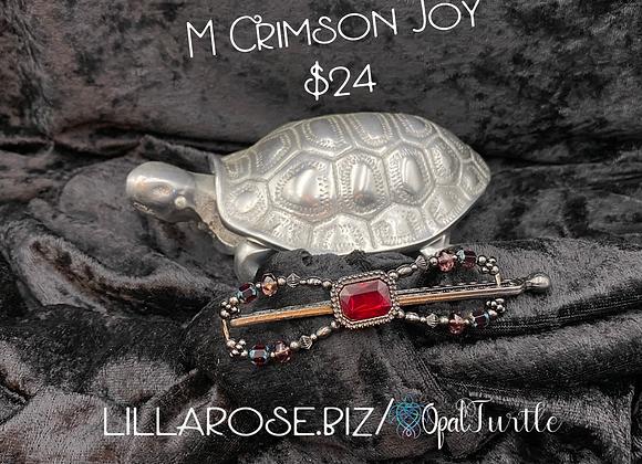 Crimson Joy M