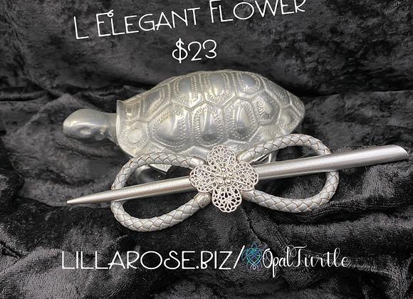 Elegant Flower W/stick L