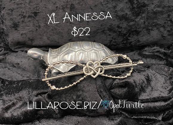 XL Silver Annessa