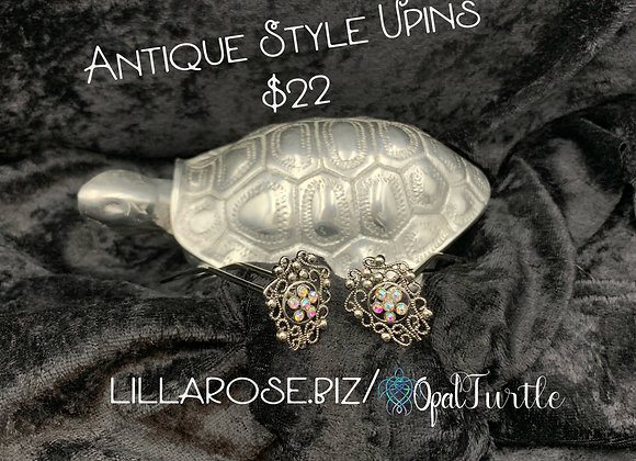 Antique Style Silver
