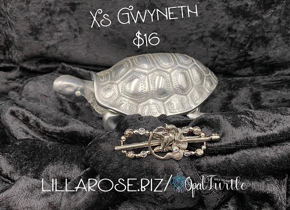 Gwyneth Silver XS